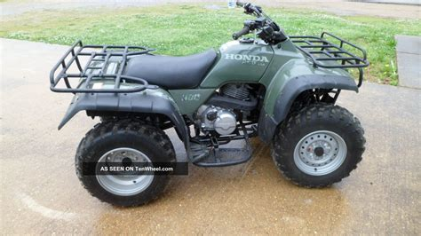 1997 honda 300 fourtrax