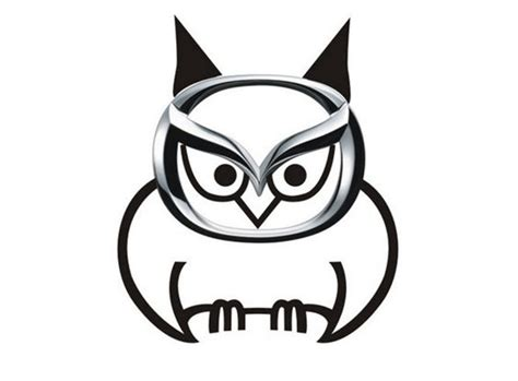 what is the mazda symbol mazda logo owl illuminati symbols