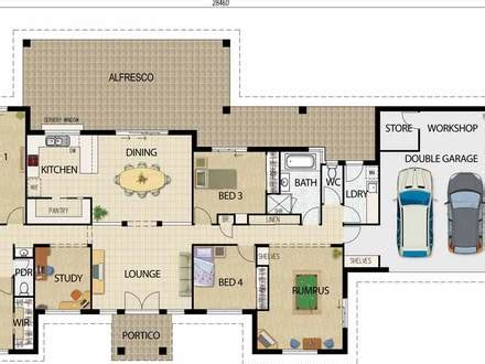 Open Floor Plans Small Homes best open floor house plans simple small house floor plans