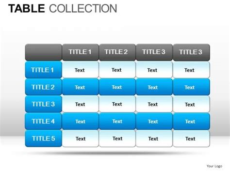 table templates for powerpoint powerpoint table templates reboc info