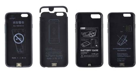 airphone iphone  battery case  dual sim  dual standby support gadgetsin