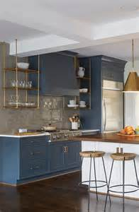 Pictures Of Blue Kitchen Cabinets 23 Gorgeous Blue Kitchen Cabinet Ideas