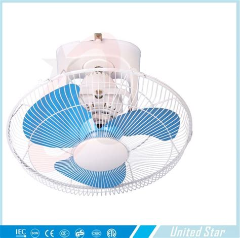 oscillating fan with temperature 360 oscillating ceiling fan orbit fan roof fan buy