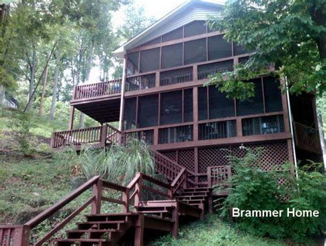 Cabin Rentals Smith Mountain Lake by Lakeshore Rentals Sales Inc Smith Mountain Lake
