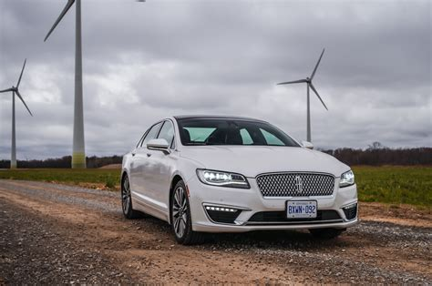 lincoln mkz review review 2017 lincoln mkz hybrid canadian auto review