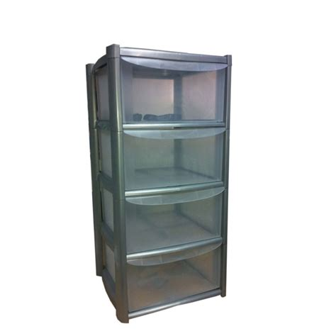 Plastic Drawer by Large Plastic Storage Drawers