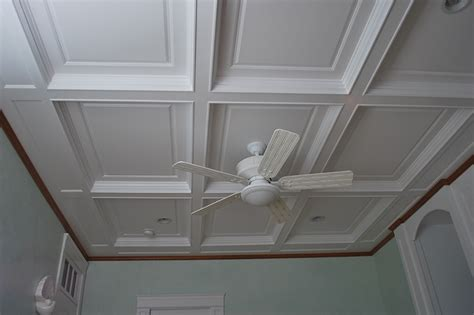 Wainscoting On Ceiling by Wainscoting America Customer Coffered Ceilings