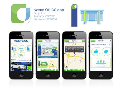 design layout app mobile web designs by annika viitanen at coroflot