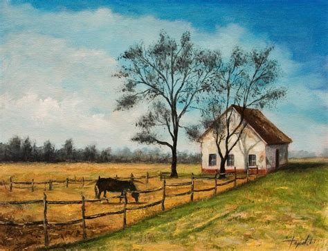 country paintings the country painting arts gallery original