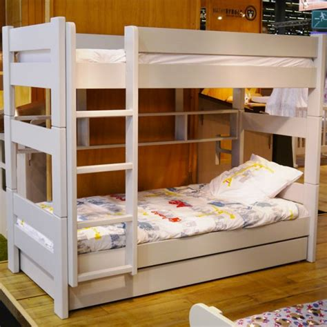 separable bunk beds separable bunk bed dominique 166cm mathy by bols