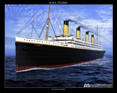 pictures of the titanic den beauvais titanic
