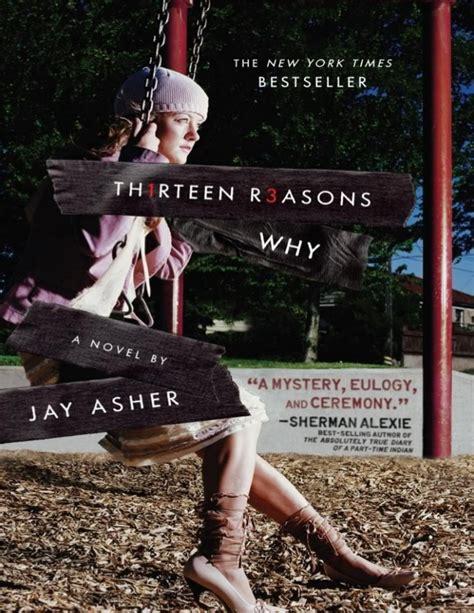 por trece razones por trece razones de jay asher libro completo
