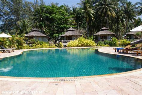 malibu bungalows malibu bungalow fotos pool koh phangan thailand
