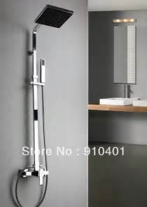 wall mount bathroom shower set shower faucet 8 quot
