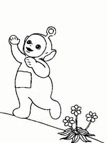 free printable teletubbies coloring pages kids