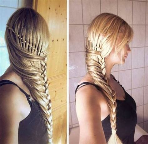 how to make stylish side braid hairstyle