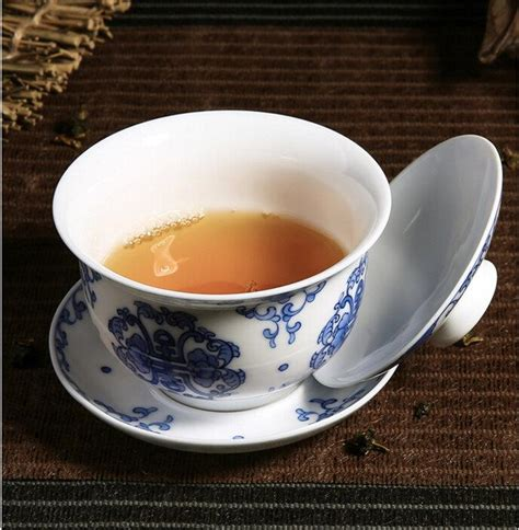 Handcrafted Tea - birthday gift handcrafted gaiwan tea cup with