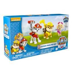 Toys Now Mainan Anak Figure Paw Patrol Amusement Park Taman Unik T pack pups 3pk figure set marshal rubble products paw patrol