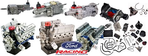 Ford Racing Parts by Ford Racing Performance Products Brisbane Australia