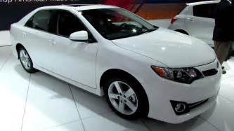 2013 Toyota Camry Se White Toyota Camry 2013 Silver Image 153