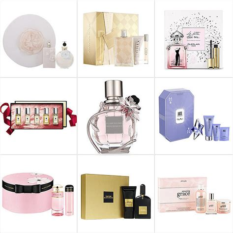 perfume and fragrance gift sets christmas gift guide