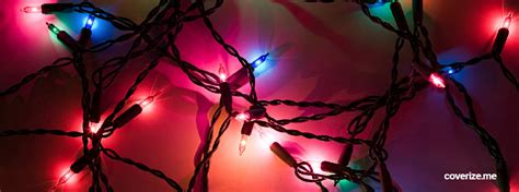 christmas wallpaper for facebook upload holiday lights facebook cover coverize me free