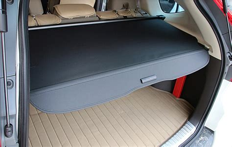 Promo Flex Auto One Premium Cover For Honda Crv Free 1 Price black rear cargo cover trunk security shade shield for honda crv cr v 2012 2013 2014 2015 in