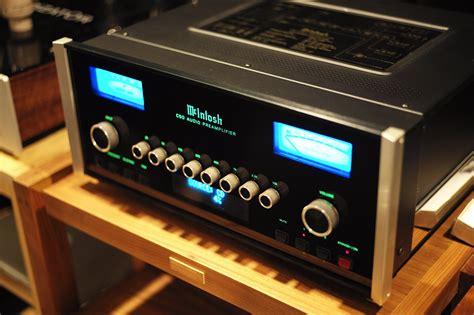 Machintosh C50 mcintosh c50 pre concordia mastering