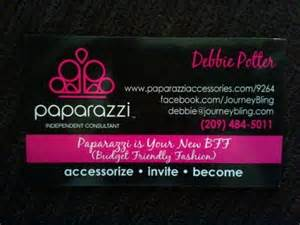 paparazzi business cards my new business cards so pretty debbie s paparazzi