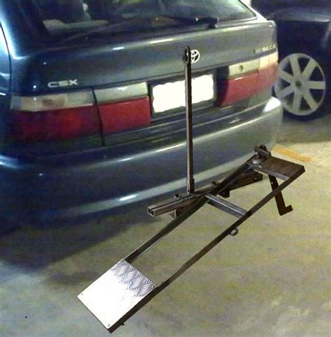 Wheelchair Car Rack by Wheelchair Carrier