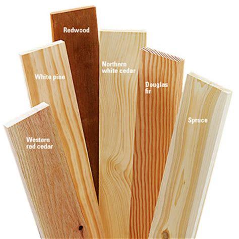 Types Of Cedar Lumber - choosing lumber for your built in shelving materials