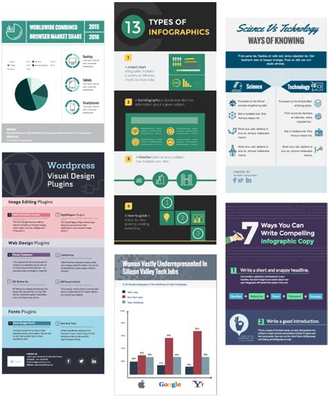 Make Free Infographics Reports Charts Online Visme Interactive Infographics Templates