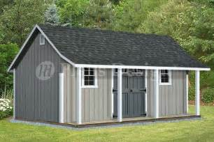 Marvelous 24 X 32 Pole Barn Plans #7: Shed-plans-14-x-20-free-4.jpg