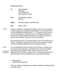 Patient Dismissal Letter For Behavior 6 Behavior Warning Letter Template 6 Free Word Pdf Format Free Premium Templates