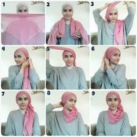tutorial hijab paris a touch of feminity by laili noura 1000 images about tutorial hijab paris on pinterest