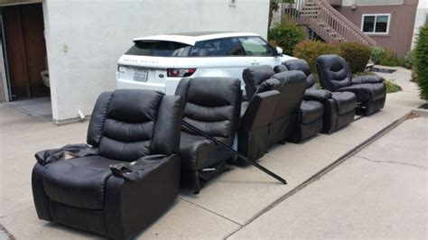 sofa haul away cheap junk removal in san diego fred s junk removal