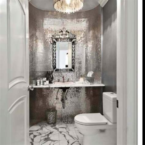 18 Foil Wall E 16722 Isi 1 18 best powder room ideas images on bathroom bathrooms and bathroom ideas