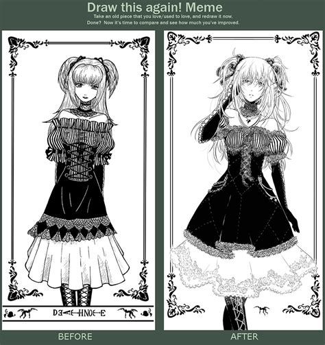 Before And After Meme - meme before and after by baka ouji on deviantart