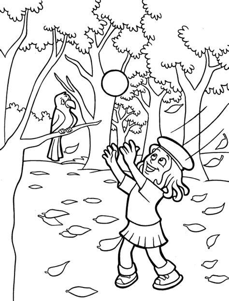 fall coloring pictures fall coloring pages 360coloringpages