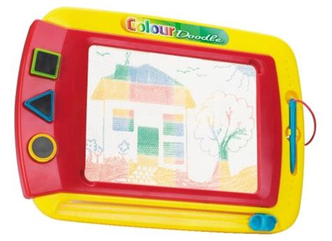 tomy colour doodle magnetic drawing board tomy colour doodle doodle and scribble boards