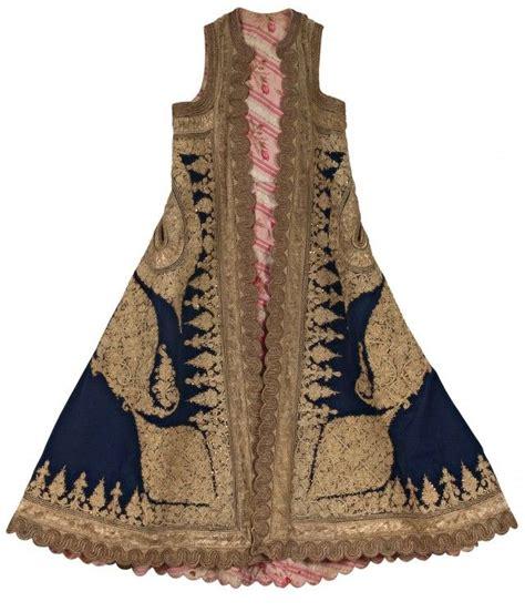 Etnik Vest brocade embroidered vest from prizren kosovo k 252 lt 252 rel