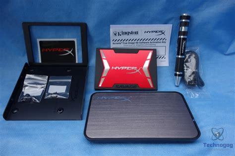 Ssd Kingston Hyper X Savage 960 Gb review of kingston hyperx savage 240gb ssd technogog