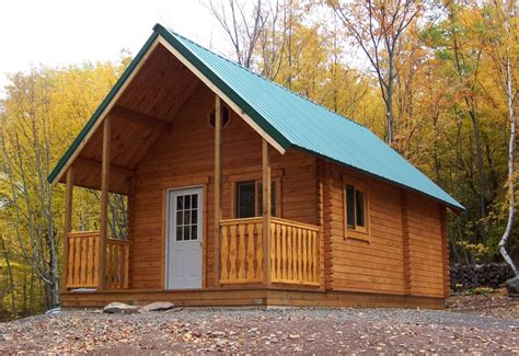 cabin kit log cabin kits outdoorsman commercial log cabin
