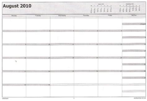 microsoft outlook calendar templates outlook calendar print templates free calendar template