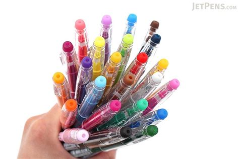 Japan Import Frixion Pencil Color 12 Pcs pilot frixion color pencil like erasable gel pen 0 7 mm black jetpens