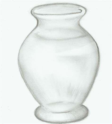 Sketch Of A Vase by Still Drawing 1 By Mizmaxter On Deviantart