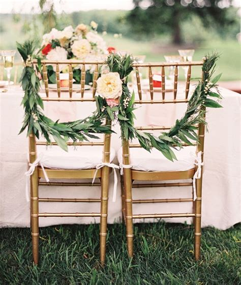 Outdoor wedding chairs romantic ideas for couple home design and interior