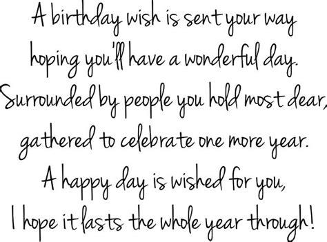 Birthday Card Sentiments 25 Best Ideas About Birthday Sentiments On Pinterest