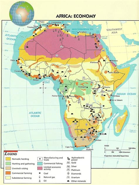 africa map activity maps of africa