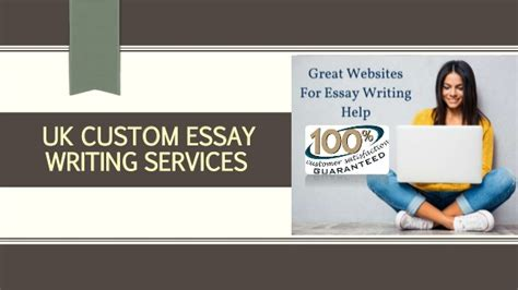 Uk Essay Writing Service by Uk Custom Essay Writing Services